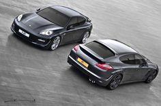 A. Kahn Design Unveils New Wide-Body Porsche Panamera