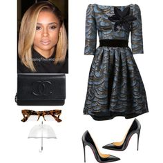 Mothers Day Church Service!!! by cogic-fashion on Polyvore featuring Christian Pellizzari, ASOS, Christian Louboutin and Givenchy