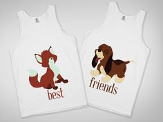 Best Friends - Skreened T-shirts, Organic Shirts, Hoodies, Kids Tees, Baby One-Pieces and Tote Bags Custom T-Shirts, Organic Shirts, Hoodies, Novelty Gifts, Kids Apparel, Baby One-Pieces | Skreened - Ethical Custom Apparel