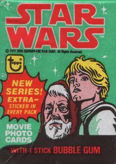 bubble-gum card 1977 - Google Search