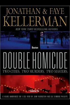 Faye and Jonathan Kellerman. Wife and husband. Each a best-selling author on her and his own. Now these masters of the crime novel are writing together for the first time, thrilling us with two riveting tales of murder and suspense.Double Homicide: Boston