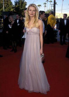 SAG Awards throwback: Gwyneth Paltrow in 1999