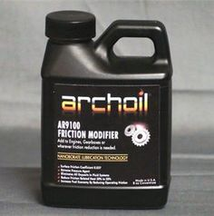 AR9100 (8 oz) - Friction Modifier and Fluid System Cleaner