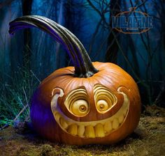 The Most Amazing Pumpkins You Will See This Halloween / Неформальный Английский