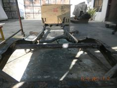The chassis of project 7 12/12/12