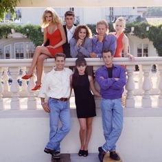 The Original You couldn't be in the and not see this show! Ian Ziering, Jason Priestley, Brian Austin Green, Jennie Garth, Shannen Doherty, Luke Perry, Fox Tv, Melrose Place, Beverly Hills 90210