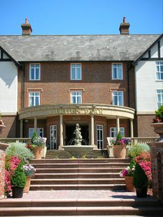 DE VERE CARDEN PARK HOTEL, #Chester | Let our home be your home. Perfectly located between the open landscapes of the Cheshire plain and the rugged Welsh hills, our complete resort destination is unparalleled in its offering and service | www.devere-hotels.co.uk/Carden-Park #hotel