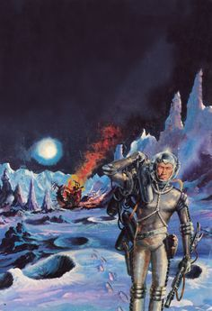 Fiction Movies, Science Fiction Art, Pulp Fiction, Sci Fi Novels, Sci Fi Books, Arte Sci Fi, Sci Fi Art, Perry Rhodan, Myths & Monsters