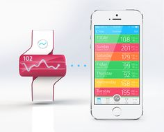 Sugar, la montre connectée pour aider les diabétiques à suivre leur niveau de glycémie