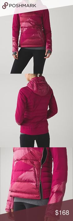 Lululemon down jacket  Down Right Cozy Pullover Lululemon down jacket  Down Right Cozy Pullover   New with tags lululemon athletica Jackets & Coats