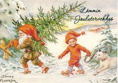The Christmas Tree - Jenny Nystrom