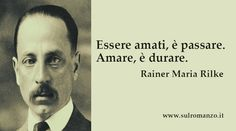 Rainer Maria Rilke #aforismi