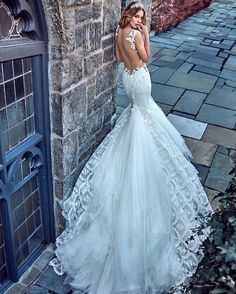 #Ms. Elle is not only a #gown it's an adventure, an adventure that will endorse you with #royalty, #beauty, and #love. #LeSecretRoyal Collection by #GaliaLahav