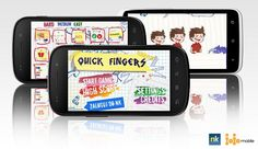 Quick Fingers - arcade game available on Google Play