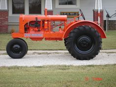 Image detail for -tractor company antique tractor pictures 1938 allis chalmers ...
