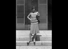 Coco Chanel's Roaring '20s Style.