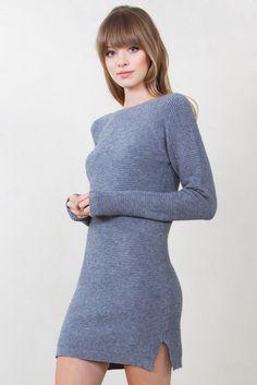 Mandy Sweater Dress