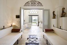 Masseria Cisterna Rossa - luxury rental villa with pool in Puglia