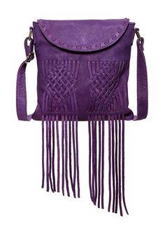 Harper Fringe Bag by Cut N Paste