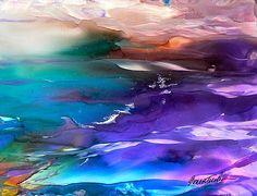 Creamy Sunset by Alexis Bonavitacola
