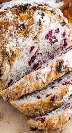 No-Knead Cranberry Honey Walnut Artisan BreadYou can find Bread baking and more on our website.No-Knead Cranberry Honey Walnut Artisan Bread Artisan Bread Recipes, Dutch Oven Recipes, Bread Machine Recipes, Baking Recipes, Basic Artisan Bread Recipe, Kitchen Recipes, Beef Recipes, Soup Recipes, Cookie Recipes