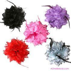 Shop Glittered Flower Hair Tie&Pin http://www.aonebeauty.com/hair-accessories-1/?sort=newest  #fashion #fashionaccessories #hairaccessories #fascinator #ponytailholder #hairpin #brooch