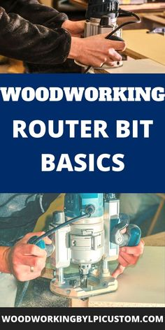 If you are into DIY wood projects and woodworking projects you most likely will use a wood router.  You might ask yourself what router bits do I need and how to use them?  When we make wood signs we ask ourselves the same question.  We have put together all the information you will need for your router bits and their use.  We hope the info will save you money and time in your wood working projects. #woodworkingprojects #diywoodprojects #woodsigns #routerprojects #woodworkingbylpi Used Cnc Router, Woodworking Router Bits, Wood Router, Woodworking Projects, Making Signs On Wood, Diy Wood Signs, Painted Wood Signs, Router Projects, Diy Wood Projects