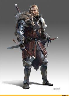 Conor Burke,Воины (Fantasy),Воины(Fantasy),Fantasy,Fantasy art,art,арт,красивые картинки,knight