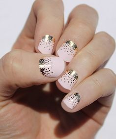 Look at this #zulilyfind! Light Pink Sparkle Nail Wraps - Set of Two by So Gloss Nail Wraps #zulilyfinds