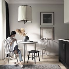 Designs To Draw, Behance, Interior Design, Kitchen, Nest Design, Cooking, Home Interior Design, Kitchens, Apartment Design