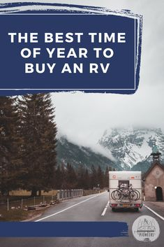 Is summer the best time of year to buy an RV? What about winter? I give you tips on what time of year is best to buy based on what you are really looking for! Best Money Saving Tips, Saving Money, Rv Financing, Buying An Rv, Things To Come, Good Things, Budgeting, I Am Awesome, Camping