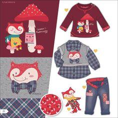 Future Perfekt Babywear Trend Book - A/W 15/16 - Kidswear - Styling ...