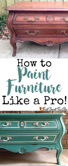 my easy to understand guide on paint furniture including what products to use, you can read it, download it, or print it out! | painted | how to paint | printable | easy painted furniture | chalk paint | milk paint #furnituredesign #chalkpaintedfurniture #paintedfurniture #paintingfurniture