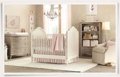 Beautiful room for a beautiful baby