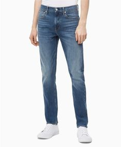 23 best Running Shoes with Jeans Outfits - Outdoor Click New Blue, Shoes With Jeans, Blue Jeans, Denim Pants, Tall Jeans, Men's Jeans, Calvin Klein Men, Slim Man, Slim Legs