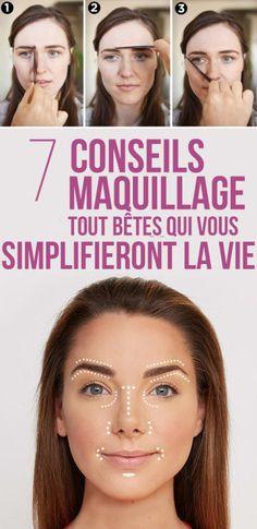 7 conseils maquillage tout bêtes qui vous simplifieront la vie