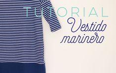 Tutorial Vestido marinero