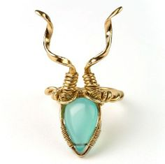 Kudu Bull sculptured ring. Simply beautiful!! http://kalenstyle.com/product/spiral-horn-ring/