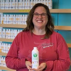 Fragrance Fun in the Natures Garden store today!  Her favorite scent is NG Loving Spell fragrance oil!  What is is your favorite ngscent? #naturesgarden #fragranceoils #fragrancefun #candlemaking #candlemaking #ngscents