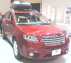 Subaru's Tribeca 2013