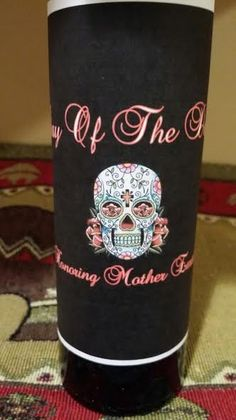 Day of The Dead 7 day Candle Voodoo Hoodoo by HonoringMotherEarth