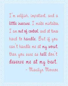 Amen sister-friend!