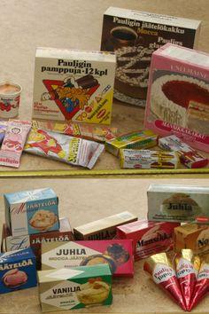 Vintage Country, Retro Vintage, Good Old Times, Mocca, Old Ads, Marimekko, Vintage Recipes, Sweet Memories, Grocery Store