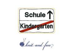 Schule-Kindergarten Doodle 1, 95,6 x 66,3 mm, 3 Fb.
