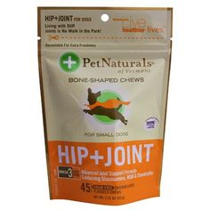Pet Naturals of Vermont Hip and Joint - Small Dogs