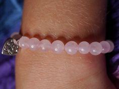 Armbänder - Zauberhaftes Armband für Prinzessinnen - ein Designerstück von Zauberrose42 bei DaWanda