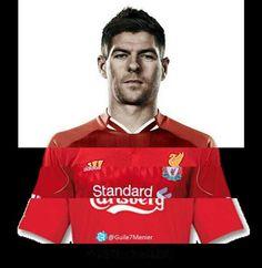 Stevie G our captain :p Stevie G, Liverpool Fc