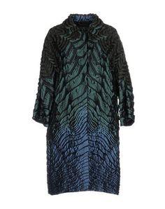 ALBERTA FERRETTI Full-length jacket. #albertaferretti #cloth #dress #top #skirt #pant #coat #jacket #jecket #beachwear #
