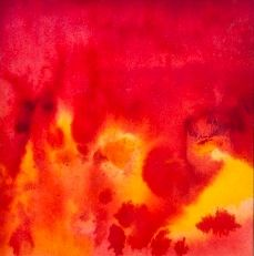 'Chaotic Colour Glow' by Paula Taker-Lynch