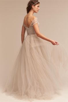 BHLDN Ramona Gown in  Bride Wedding Dresses | BHLDN Ramona Gown $1,300.00